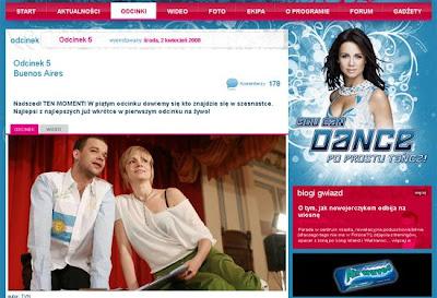 you can dance - finałowa 16