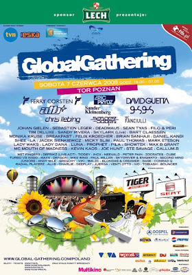 GLOBAL GATHERING Poland