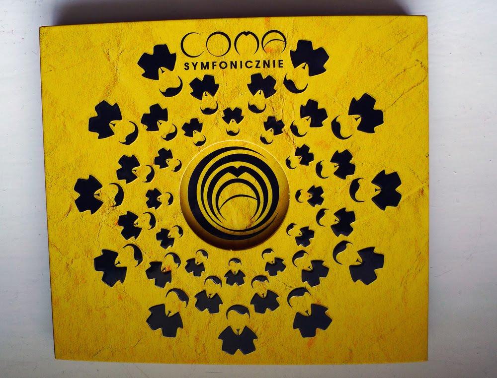 coma symfonicznie okładka przód