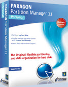 Free Download Paragon Partition Manager 11
