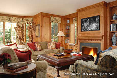 Beautiful Interior Design Look Classic Modern