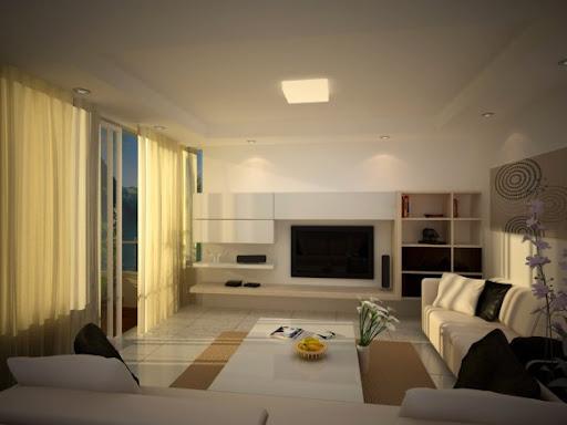 Living Rooms Mood-Enhancing
