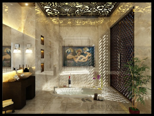 Special Bathrooms Design
