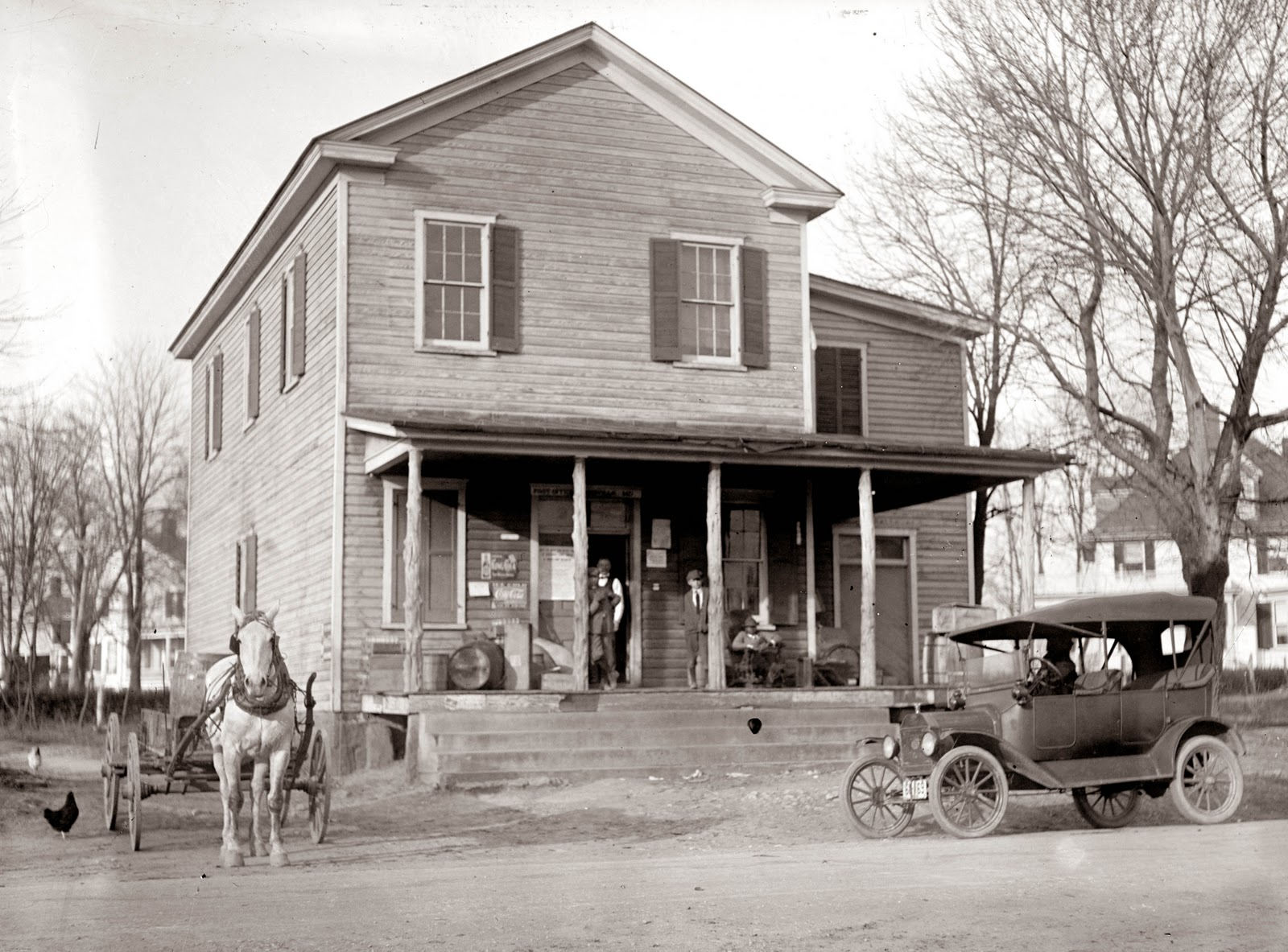 old general store front - photo #11