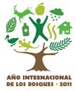 logo ano internacional dos bosques