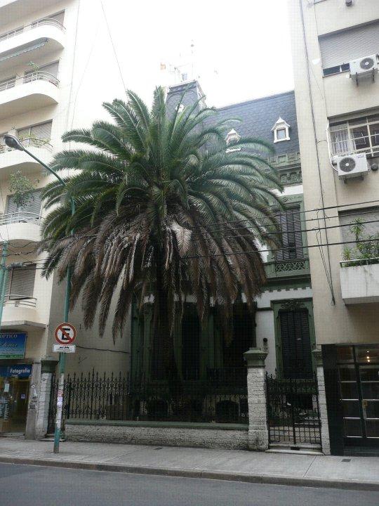 Curiosidades de buenos aires la casa de la palmera Villa jardin donde queda