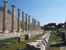 Asklepion columns