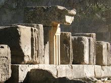 Columns at Ialyssos