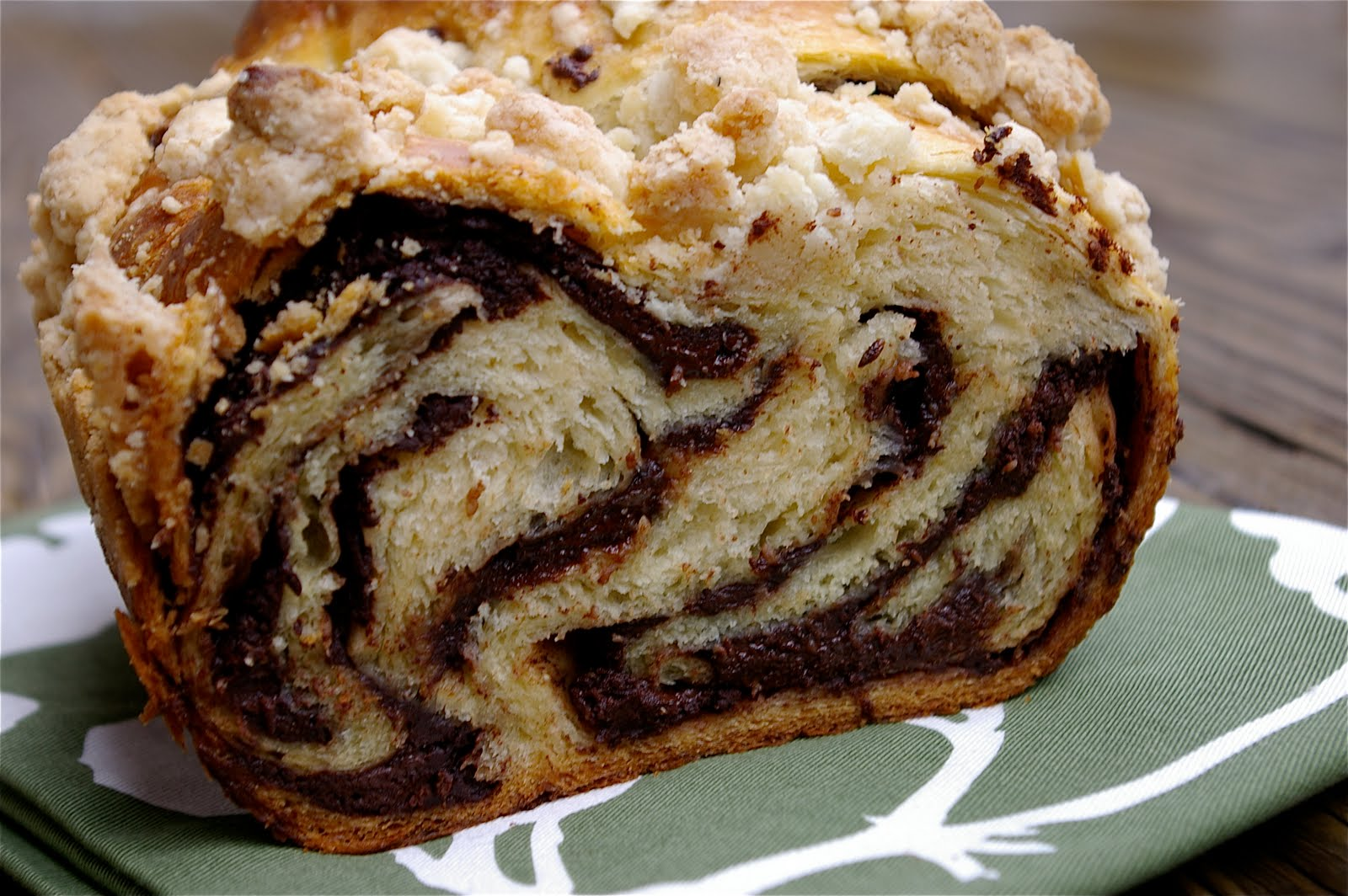 argentine chocolate dulce de leche sandwich cookies chocolate babka ...