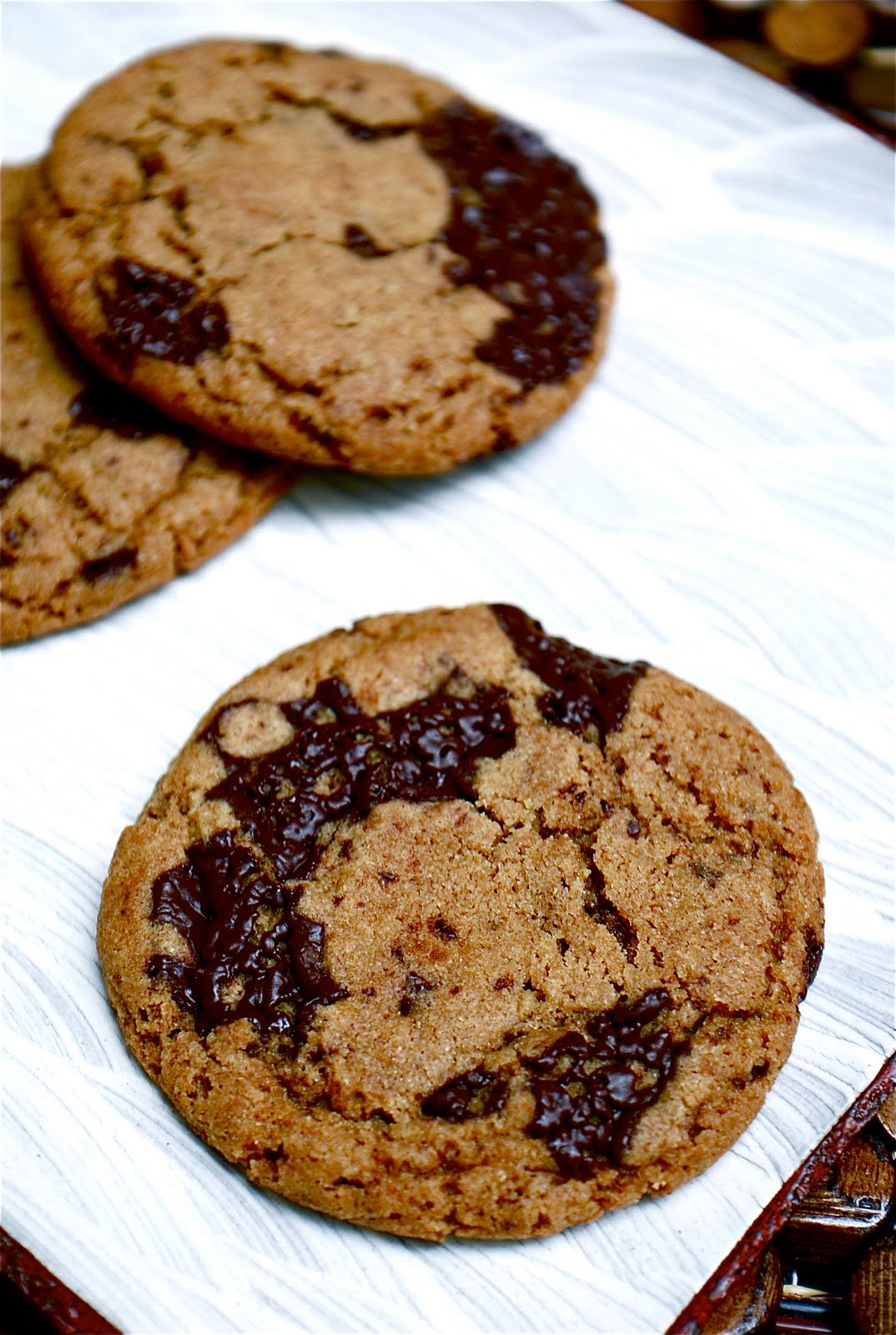 Blue Ridge Baker: Whole Wheat Chocolate Chip Cookies