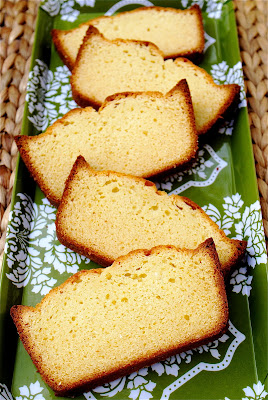 Condensed Pound Cake Without Baking Powder