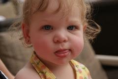 Sweet little Lily