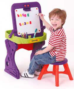 Mybundletoys Crayola Table With Stool