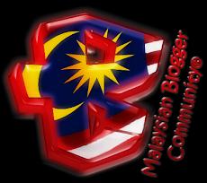 proud Malaysian blogger...
