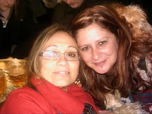 Con Marina en Albufeira,año nuevo 2009