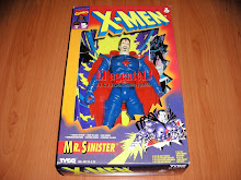 X-MEN MR.SINISTER 25 CM. MARVEL. EN CAJA.