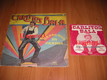 DISCOS DE CARLITOS BALA.