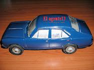 """AUTO """"DURAVIT"""" DODGE 1500."""