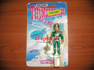 SCOTT TRACY MUÑEQUITO ARTICULADO DE THUNDERBIRDS.