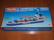 TENTE BARCO O625 TRANSP. DE GAS LICUADO. IND. ARG.