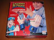 "LOCADEMIA DE POLICIA ""LOCASPOSAS"" PLAY FUL"