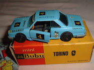 TORINO DE CARRERA BUBY.