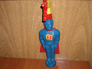 SUPERMAN POMO CON GATILLO