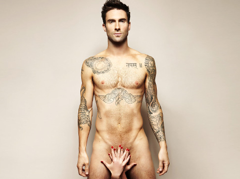 adam levine testicular cancer. Adam Levine Nude For