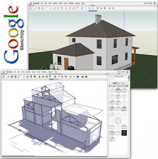 Google SketchUp Pro 6.4 + Tutorial Completo