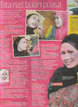 TATARIAS BULAN PUASA: KOSMO 24TH AUG 09