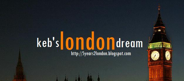 keb's london dream
