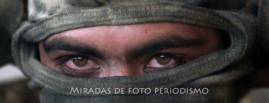 Miguel Sierra, miradas de foto periodismo