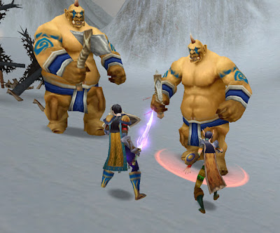 online crime world of warcraft