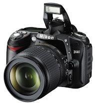 Čím fotím - Nikon D90