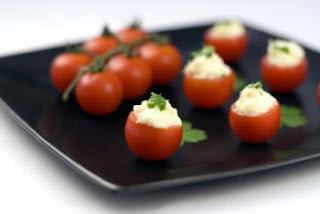 Tomates Fromagées