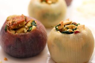Cipolle Ripiene (Italian Stuffed Onions)