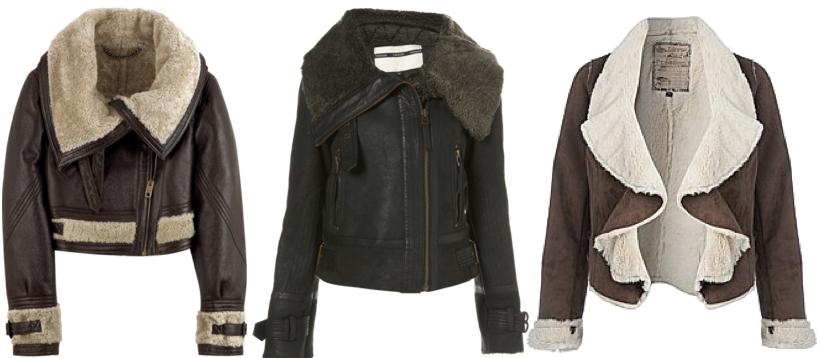 Shearling Aviator Jacket. shearling aviator jacket,