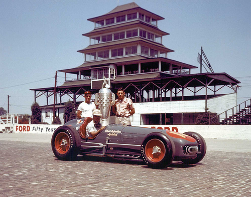 15 days in may the greatest second row ever for Indianapolis motor speedway com