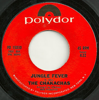The Chakachas - Jungle Fever