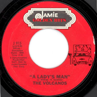 The Volcanos - A Lady's Man