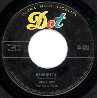 Jimmy Dee - Henrietta - Don't Cry No More