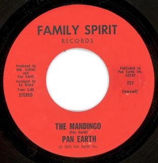 Pan Earth - The Mandingo