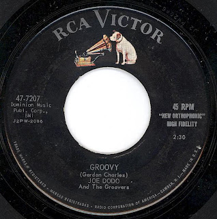 Joe Dodo and The Groovers - Groovy - Goin' Steady