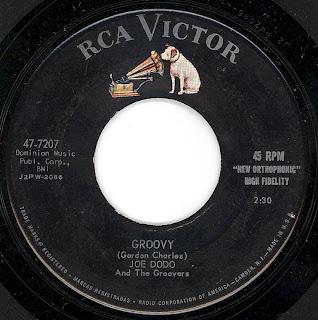 Joe Dodo and The Groovers - Groovy - Goin' Steady