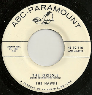 The Hawks - The Grissle - Grasshopper