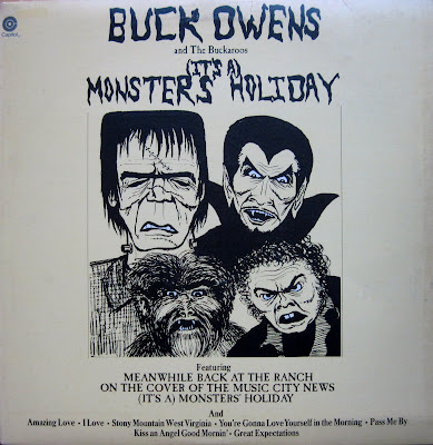 Buck Owens and the Buckaroos - (It's A) Monster Holiday