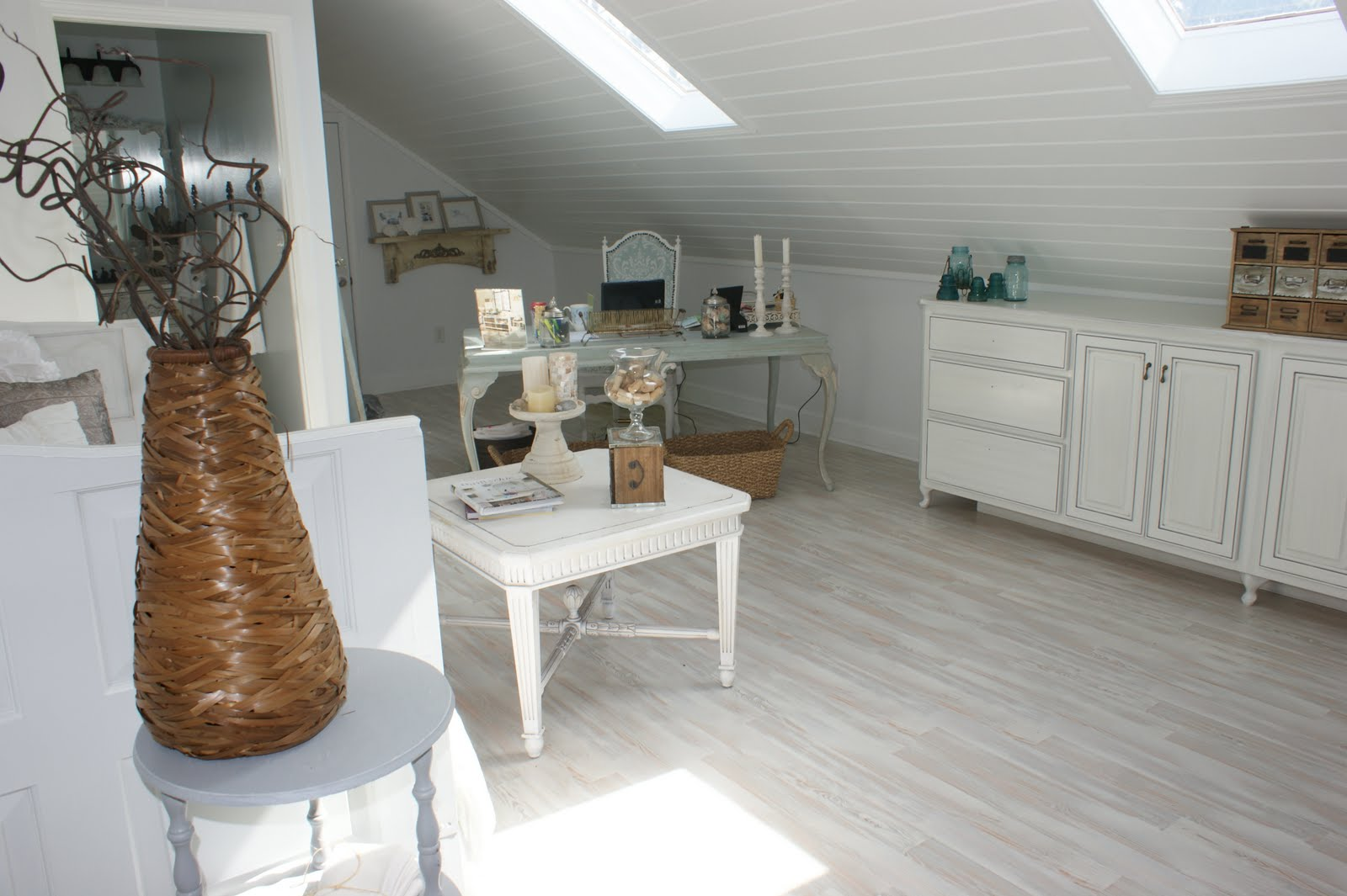 remodelaholic from attic to office a bloggers dream from attic to office a bloggers dream
