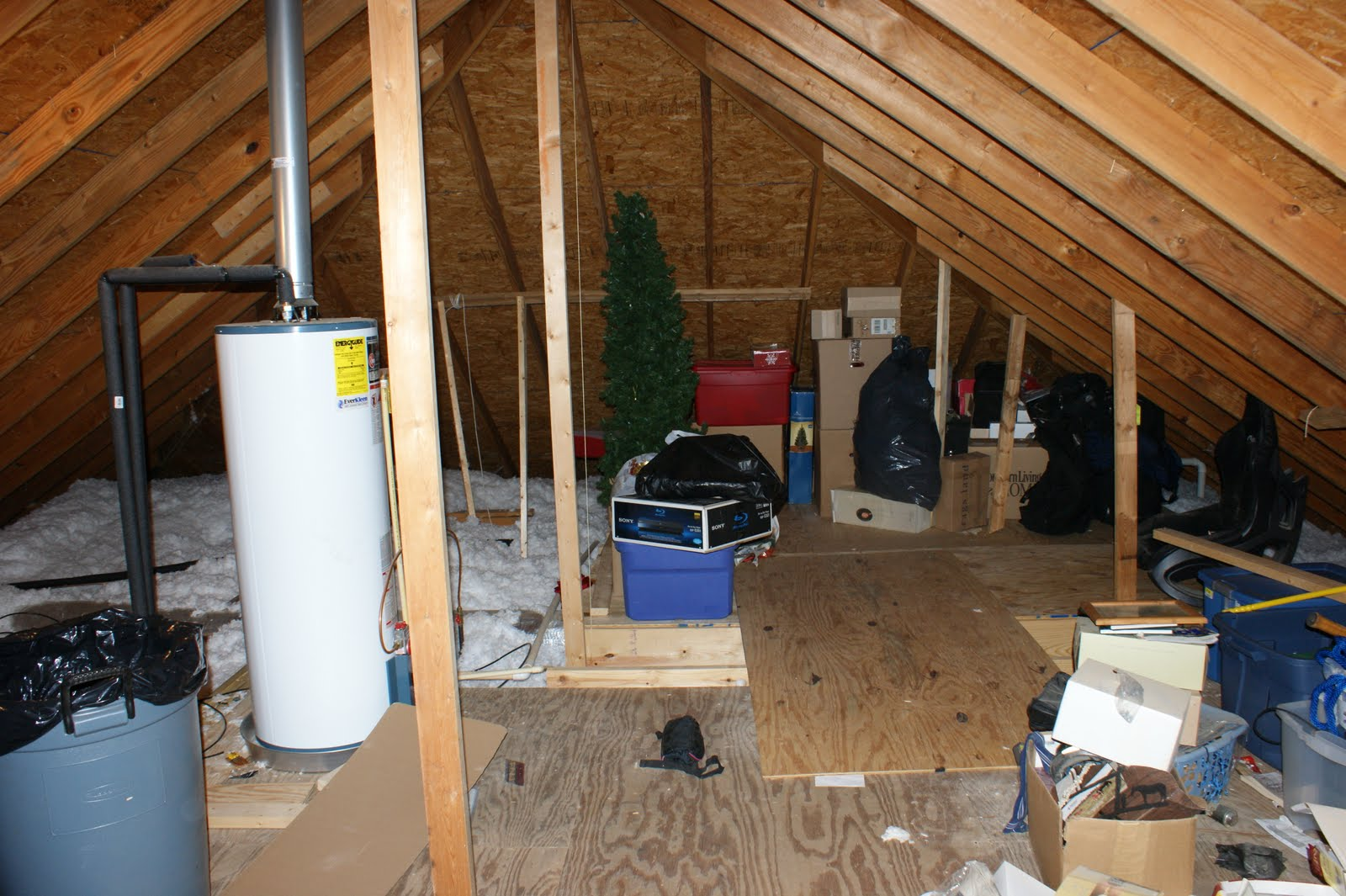 Small Attic Renovations : Answers on the attic and social network perfectly