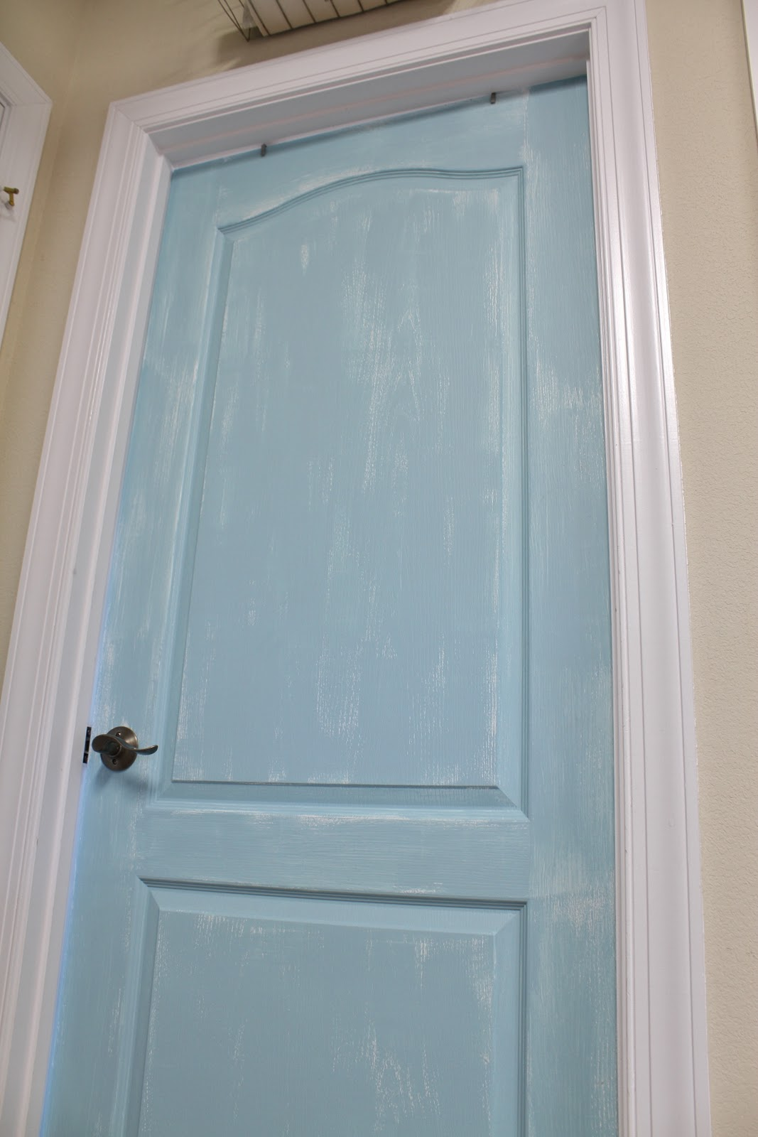 & The Painted Door Reveal | Perfectly Imperfect™ Blog