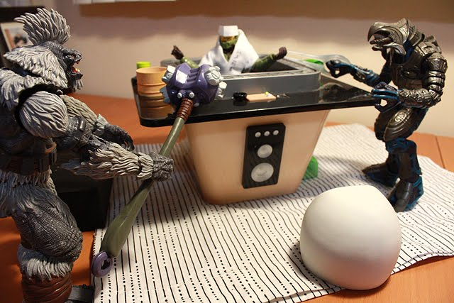 master chief off duty Need some extra dough... Part5